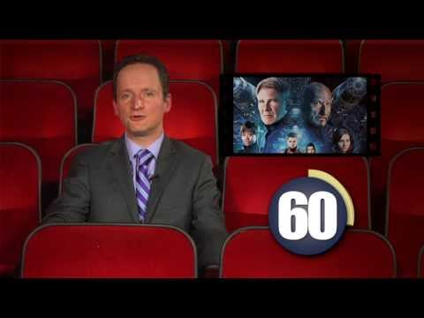 REEL FAITH 60 Second Review of ENDER'S GAME (David's Take)