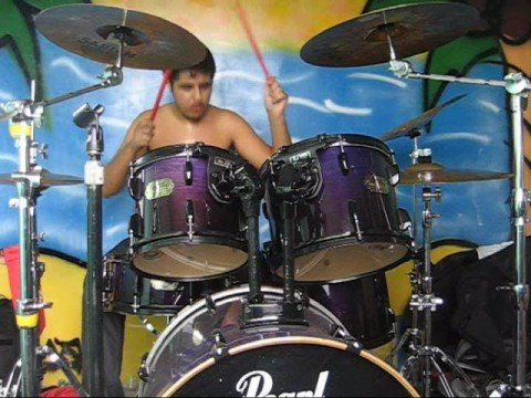 interracial-lesibian-naked-babe-playing-drums