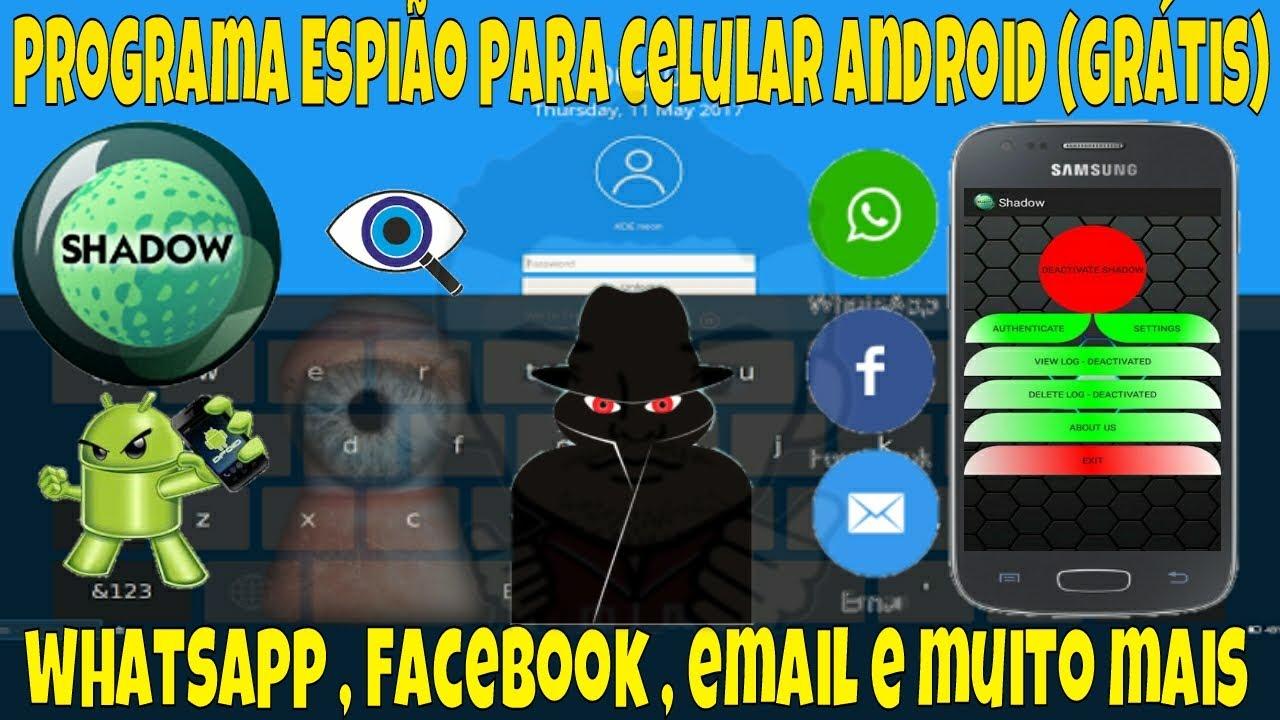 descargar programa espia celular gratis