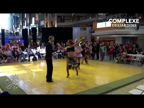 Montreal Salsa Convention 2017 - Heats Competitions