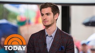 Andrew Garfield On New Film 'Breathe': 'Every Breath Could Have Been His Last' | TODAY