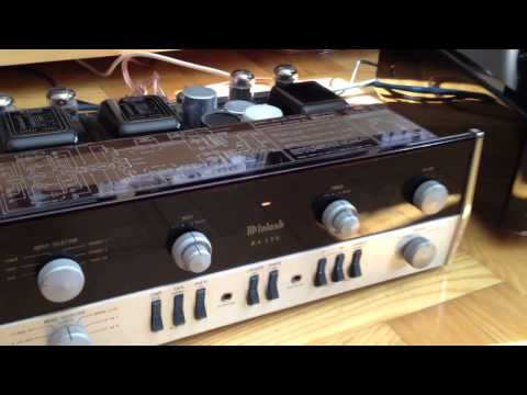 McIntosh MA-230 (1963-1966) - AWESOME Vintage Vacuum Tube Integrated Amplifier!