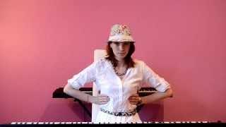 Вокал. Урок вокала 1. Распевки для женского голоса.