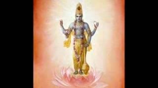 Shantakaram Bhujagashayanam