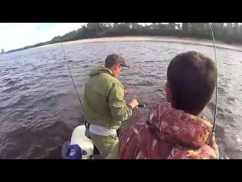 рыбалка с лодки в тюмени