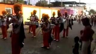 BANDA SHOW  GENERAL FRANCISCO LINARES ALCANTARA
