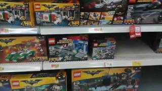 Great Deal At Wal-mart On Lego Batman Movie Sets!
