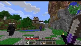Forgecraft2 S10 E6 Psi and Teleporting