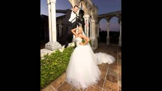 The Miz and Maryse wedding