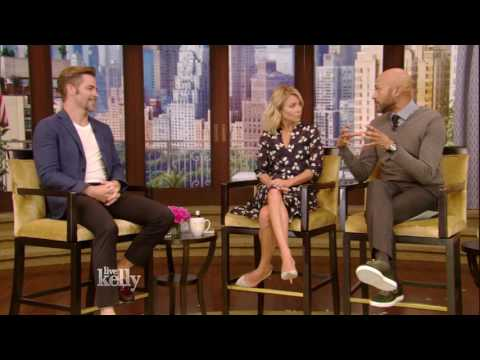 Chris Pine and Keegan-Michael Key's Emmy Rivalry