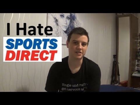 I Now Hate Sports Direct