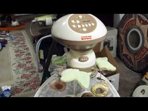 GPW 57 - Fisher Price Baby Swing Motor Repair