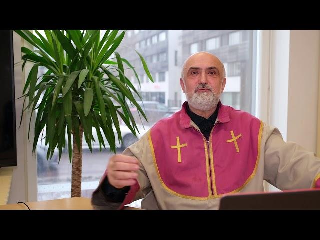Õndsaks saamisest, abipreester isa Armen