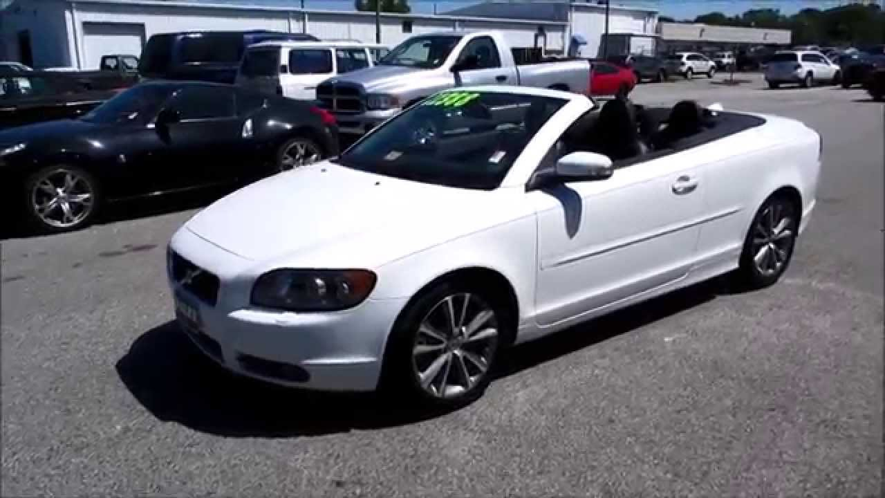 2010 volvo c70 t5 walkaround start up tour and overview youtube. Black Bedroom Furniture Sets. Home Design Ideas