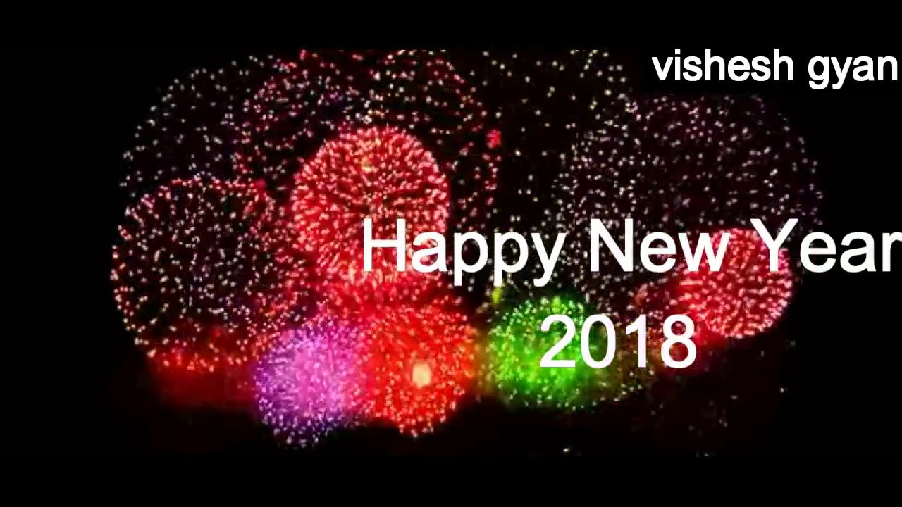 NEW YEAR 2018, HAPPY NEW YEAR 2018, Song, WHATSAPP STATUS, #2018 New Year  CountDown