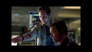 CSI:NY Mac & Adam - Leader of the pack