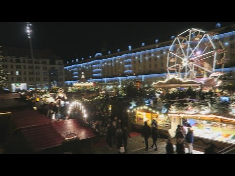 My trip to Dresden - Germany