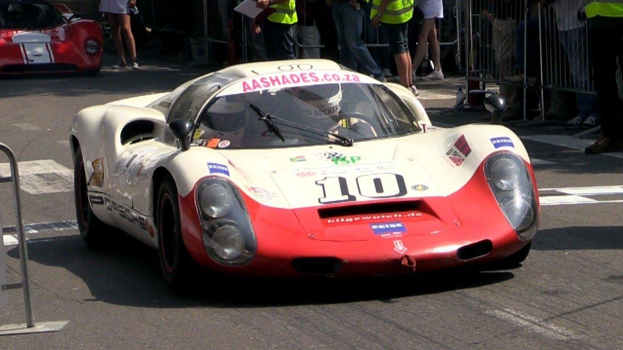 1967 Porsche 910 2.0L Flat-6 Engine Sound - Vernasca ...