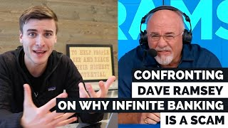 Confronting Dave Ramsey On Why Infinite Banking Is A Scam