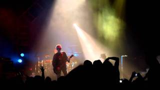 The Mission xxv show - Wake - Live @ Brixton Academy 22 October 2011