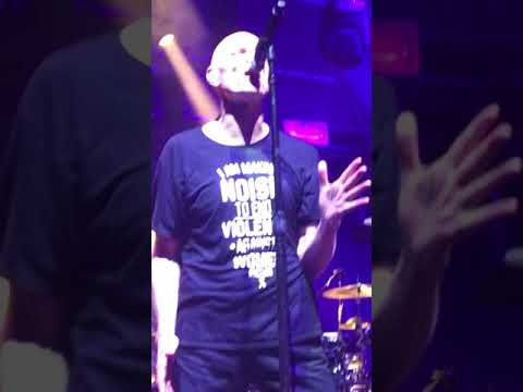 Midnight Oil - live - beds are burning/forgotten yrs Sidney Myer music bowl melbourne 15/11/17