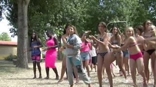 vidéo été 2014 camping Domaine de L'Orée Olonne sur mer vendée