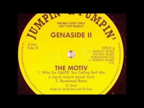 Genaside II - The Motiv {DJ RECKLESS Production} DMC EUROPEAN Mixing CHAMPION !