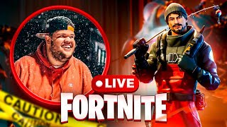 LIVESTREAM: FORTNITE DA MADRUGADA | AM3NlC