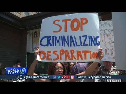 Nationwide Deportation Raids Worry U.S. Immigrant Communities