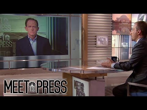 Full Toomey: 'Very skeptical' over raising age for gun purchases | Meet The Press | NBC News