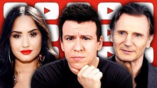 WOW! Liam Neeson Revenge Controversy, 21 Savage, Austin Jones Guilty, Content Thieves, & More...