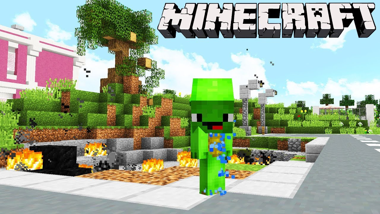 ICH ERWISCHE DEN BÖSEN KLON VON IKKY IM LIX VERSTECK IN MINECRAFT - Minecraft hauser klonen