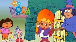 Dora Saves the Prince - Dora Game - Dora The Explorer