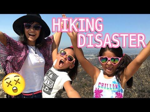 Hiking Disaster – Family Vlogs : VLOG IT // GEM Sisters