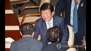 민주, 오늘 국회의장 후보로 박병석 의원 추대