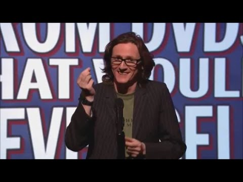 Mock the Week: Ed Byrne Scenes We'd Like To See