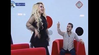 داليا نعيم صارفة ٣٦مليون على جسمها،؟؟والمذيع طلب منها الوقوف 🤔