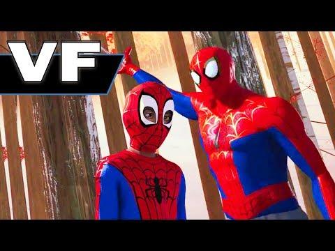 SPIDER-MAN : NEW GENERATION streaming VF (2018) Animation