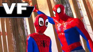 SPIDER-MAN : NEW GENERATION Bande Annonce VF (2018) Animation