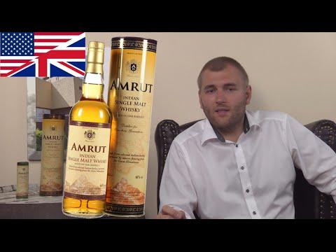 Whisky Review/Tasting: Amrut Single Malt