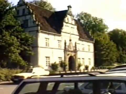 246.9. Fulke Gordo tour Germany, Husum Bamberg on Regnitz, Nurnberg 14C fountain.