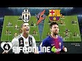 FIFA ONLINE 4 Vs FIFA 18 Gameplay Comparison (Free Kicks - Penalty....) :O !!