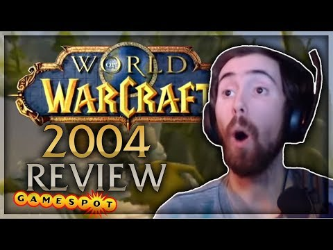 Asmongold Reacts To An Old Gamespot Review And XPlay Preview Of Vanilla World Of Warcraft