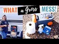 How To Replace Thetford Cassette Toilet Seal Hymer Aktiv Camper Van
