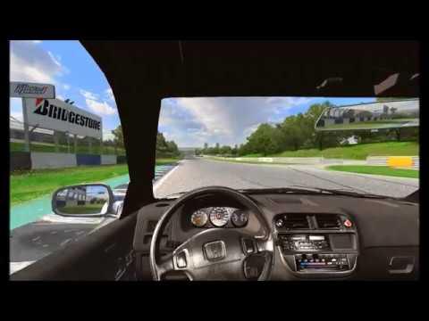 LFS Honda vtec açma.