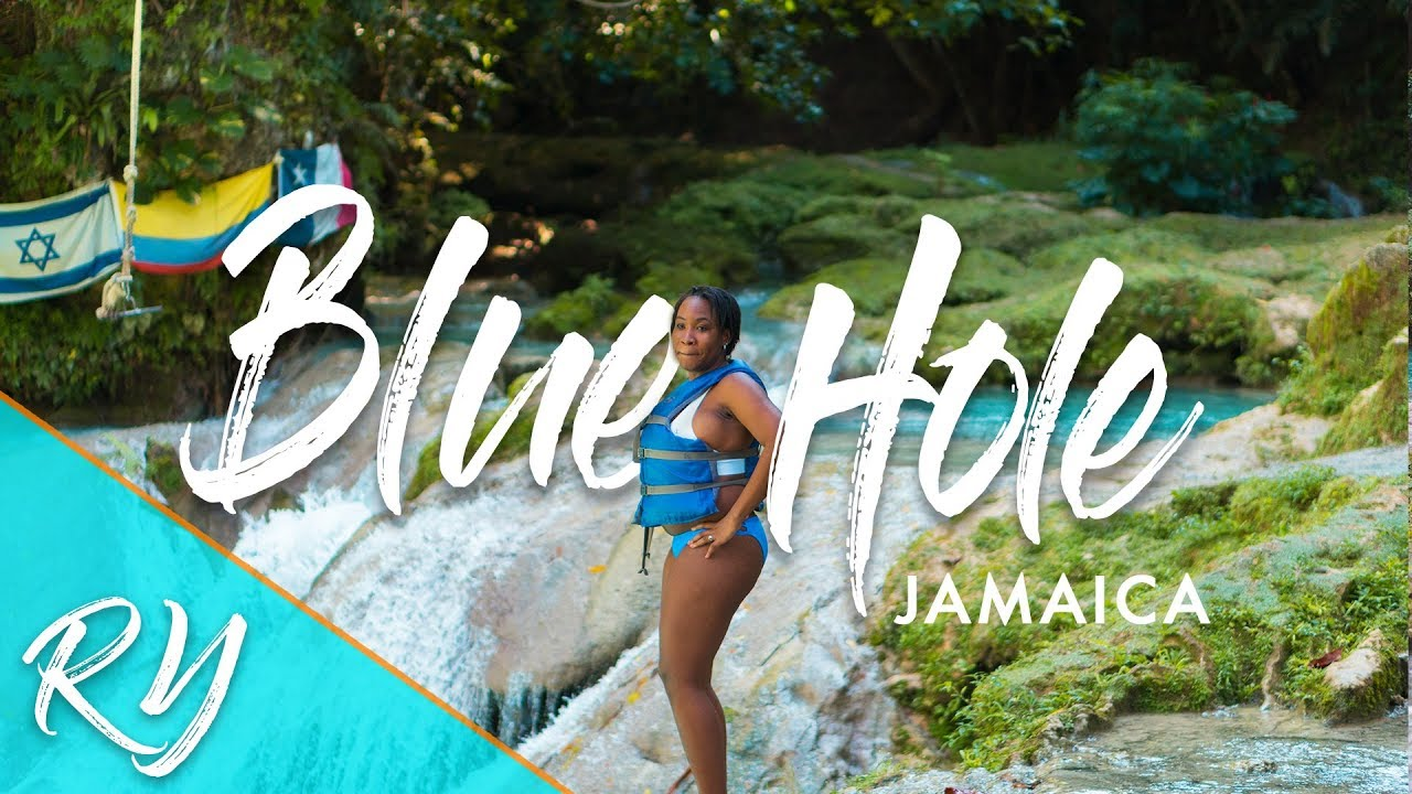 Blue Hole, Jamaica 2019