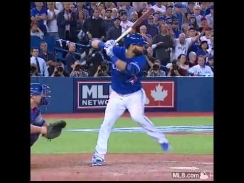 Jose Bautista is BATMAN