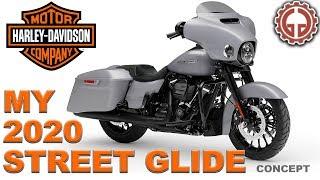MY 2020 Harley-Davidson Street Glide