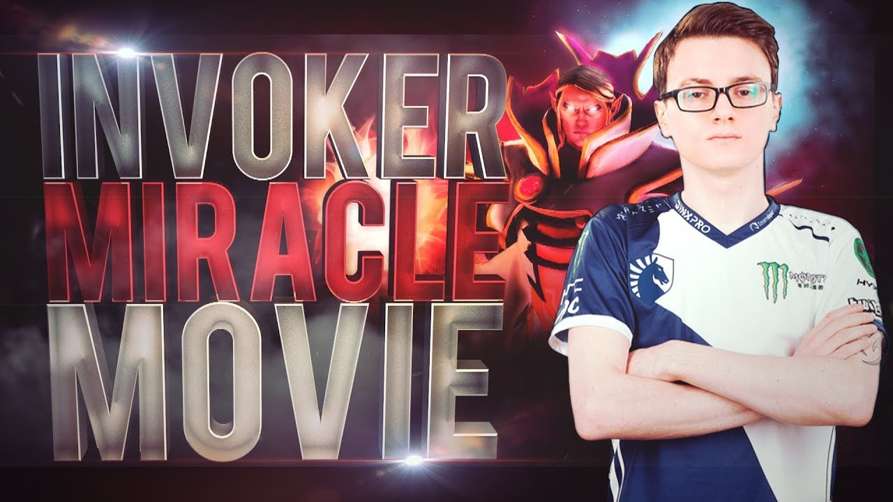 MOST EPIC INVOKER EVER - Miracle- Best Highlights Movie Dota 2