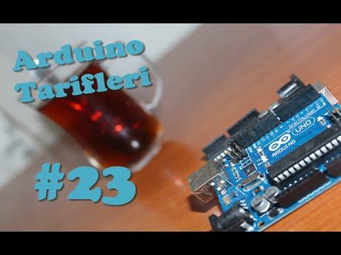 Arduino Tarifleri #23 - millis , micros , delay , delayMicroseconds / LRT (1080p)